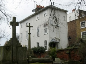 Dame Judy Dench's Former Residence