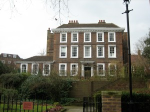 Burgh House (the Hampstead Museum)