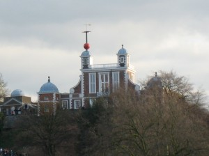Flamsteed House and the Red Ball