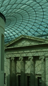 Courtyard of the British Museum (Credit: Juli S.)