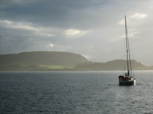 The Isle of Kerrera, from Oban