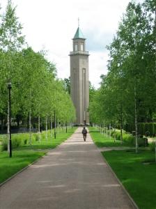 The Helsinki Cemetery